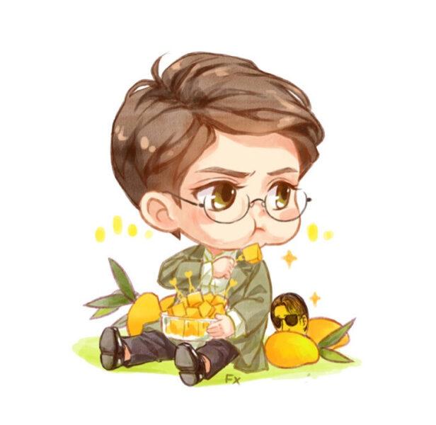Hình Avatar Nam cute