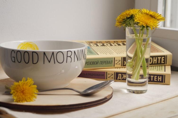 Hình chúc buổi sáng tốt lành