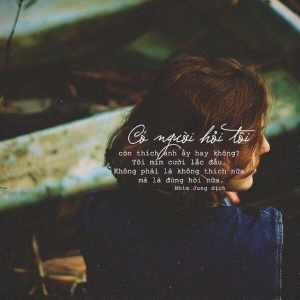 quotes buồn ảnh buồn