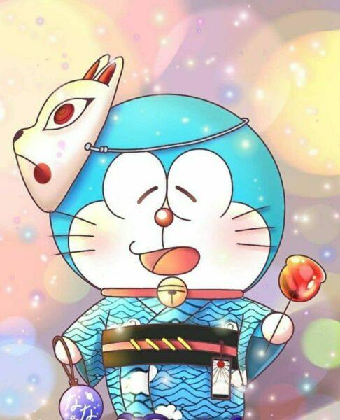 tải avatar doremon
