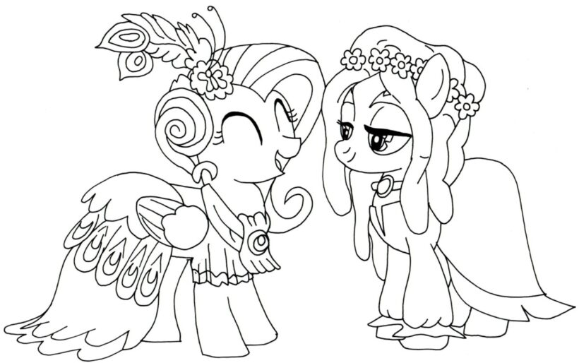 My Little Pony Coloring Pages Awesome Free My Little Pony Coloring Pages Fluttershy The Art Jinni