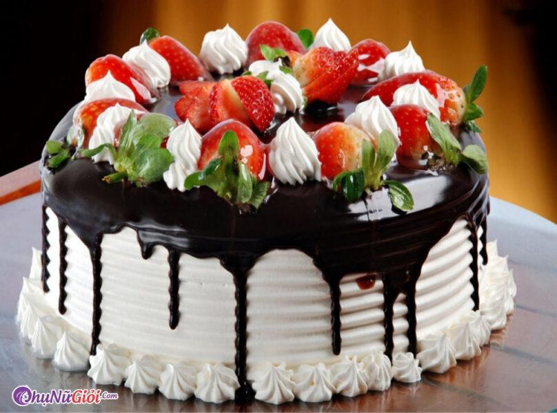 Cách làm bánh kem sinh nhật tại nhà
