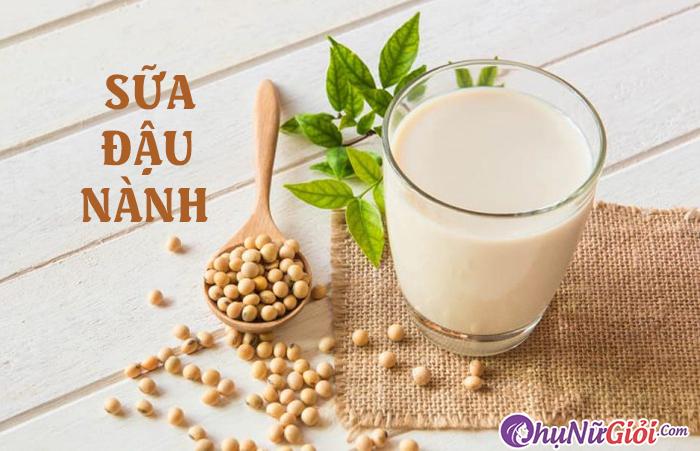 Cách làm sữa đậu nành