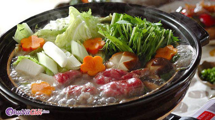 Cách nấu lẩu bò ngon