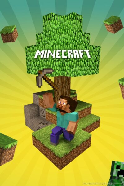 hình ảnh minecraft 3d độc đáo