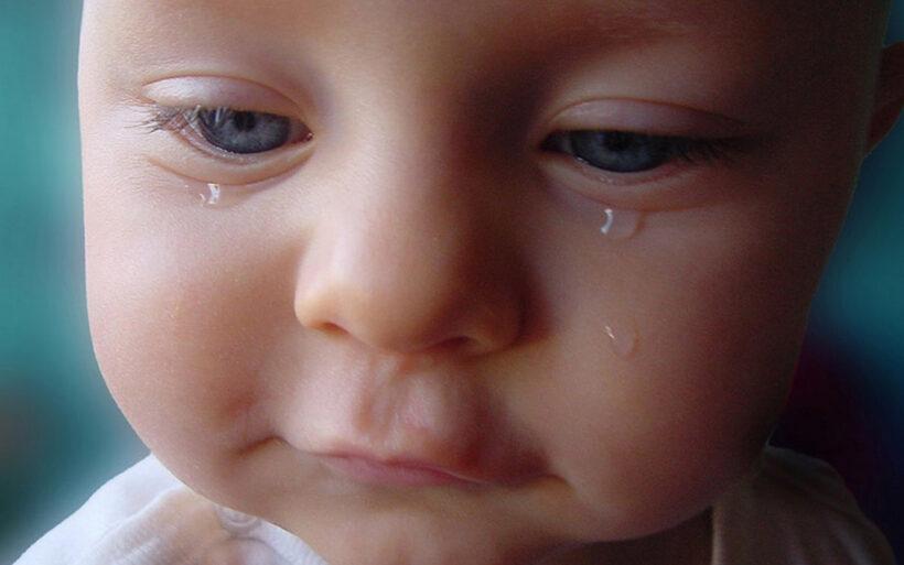 hình ảnh nước mắt rơi đáng yêu