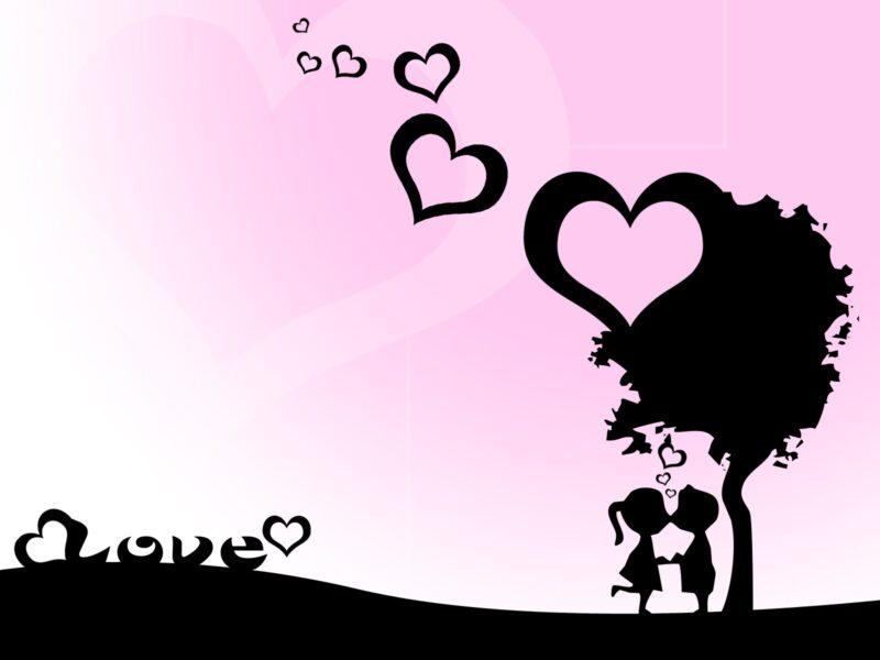 hình ảnh tình yêu dễ thương và ngọt ngào