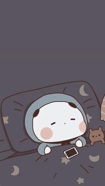 hình vẽ cute mèo