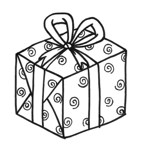 Mẫu tập tô hộp quà xinh xinh