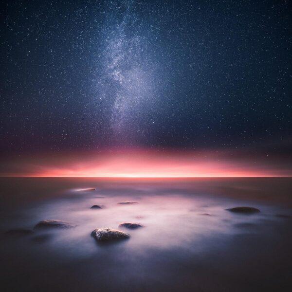 ảnh bầu trời kỳ ảo