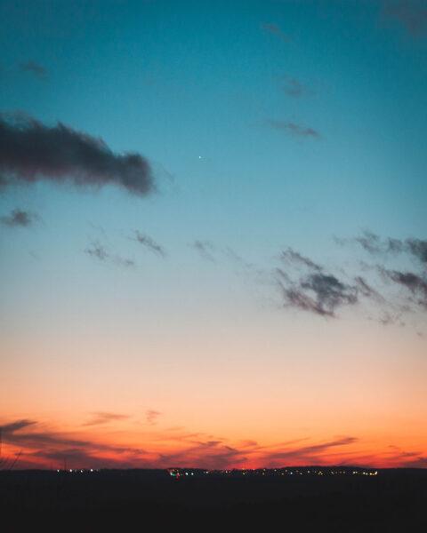 ảnh bầu trời rộng lớn