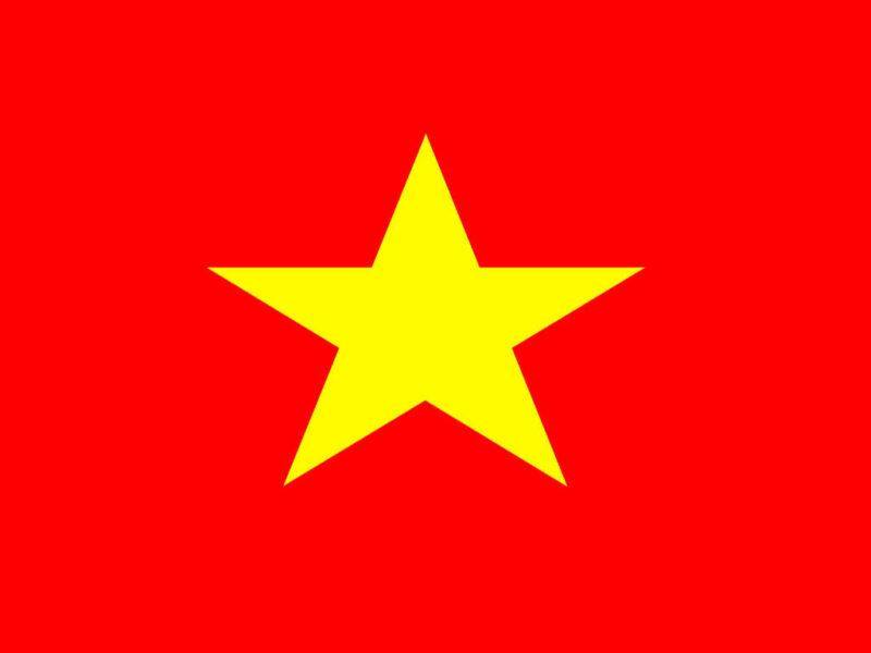 ảnh cờ đỏ sao vàng đẹp