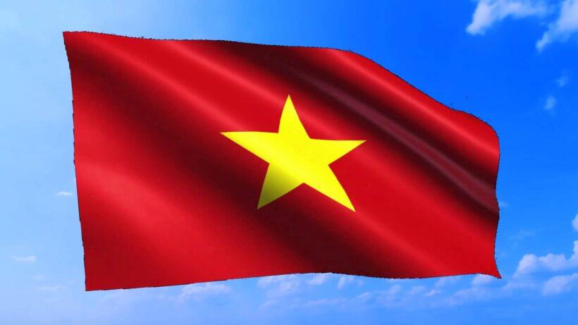 Hình ảnh lá cờ Quốc Kỳ Việt Nam đẹp