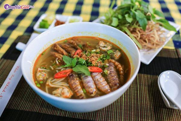 Cách nấu bún bề bề Quảng Ninh