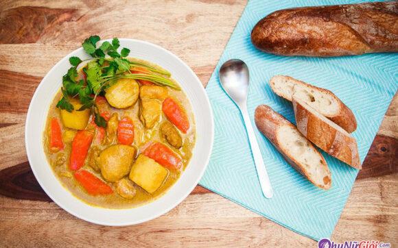 cách nấu cà ri vịt