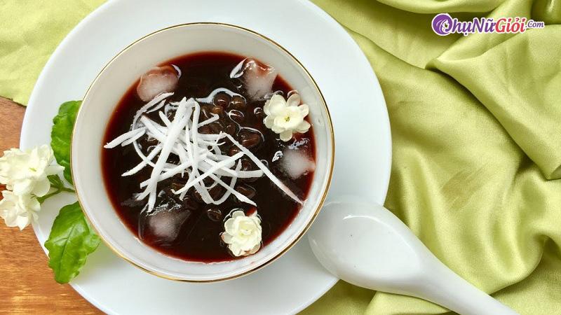 Cách nấu chè đậu đen ngon