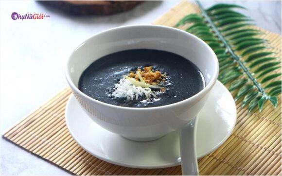 cách nấu chè mè đen