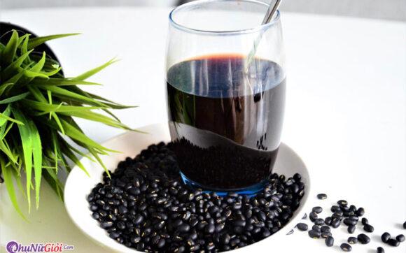 Cách nấu nước đậu đen đơn giản