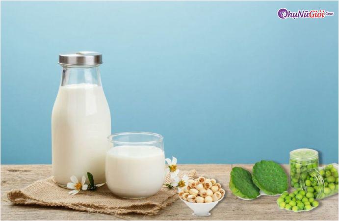 Cảm nhận về món sữa hạt sen