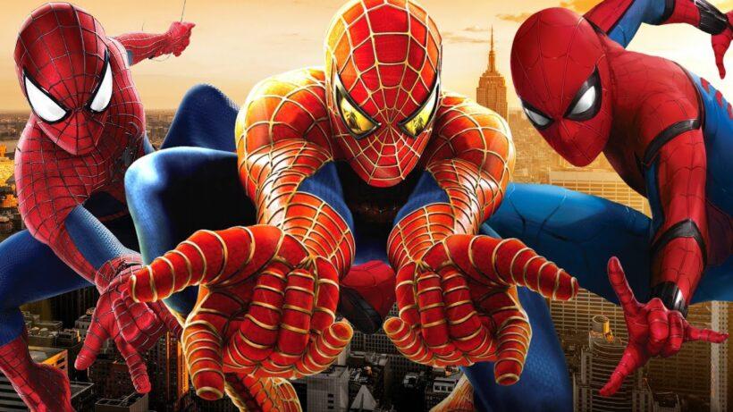 hình ảnh người nhện làm hình nền máy tính