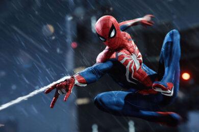 hình ảnh người nhện spider man