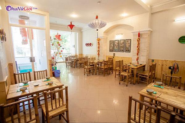 Nhà hàng Ân Nam Quán