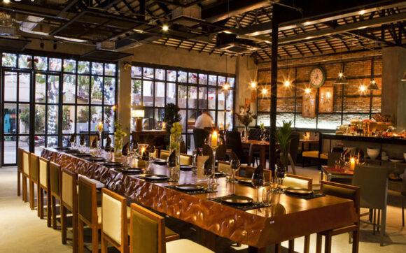 nhà hàng nổi tiếng tại TPHCM