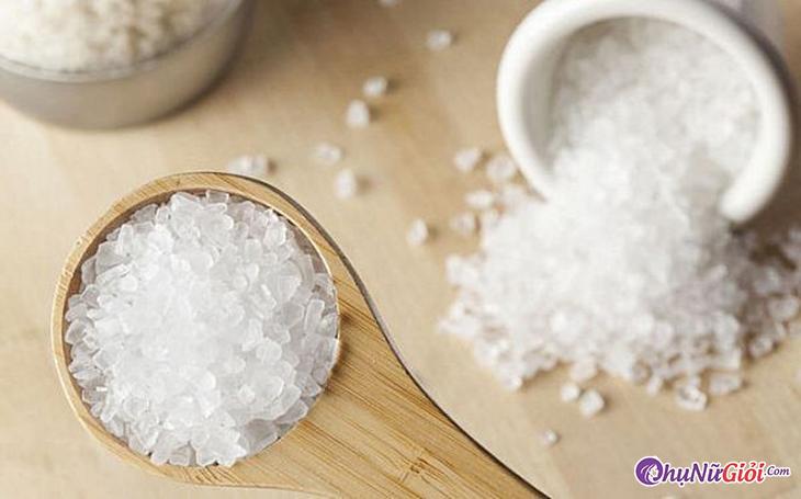 Sử dụng muối diêm đúng liều lượng sẽ không gây hại cho sức khỏe