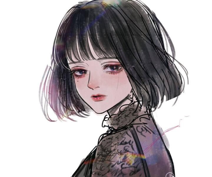 ảnh chất ảnh ngầu manga đẹp
