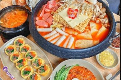 cách nấu lẩu tokbokki