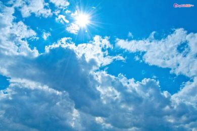 hình ảnh bầu trời