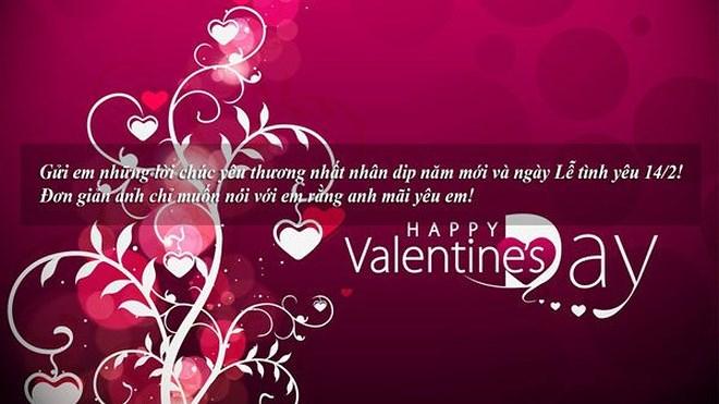 hình ảnh chúc mừng valentine gửi người yêu