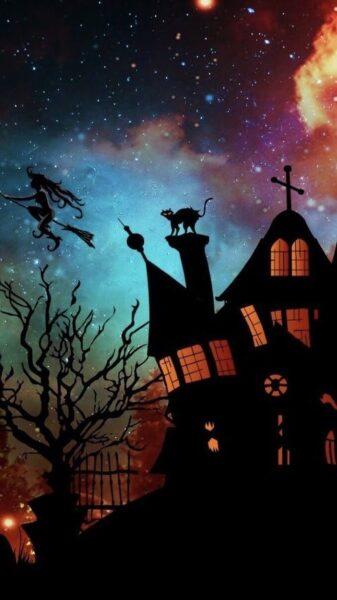 Hình ảnh Halloween đầy huyền bí
