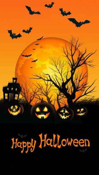 Hình ảnh halloween độc đáo