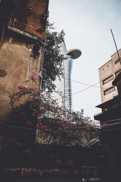 Hình ảnh Sài Gòn buồn