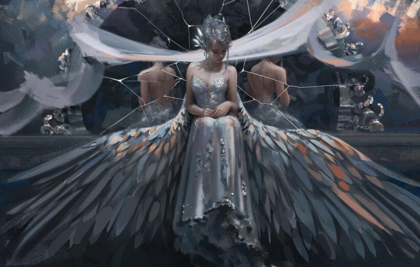 Hình ảnh thiên thần đẹp, chất nhất