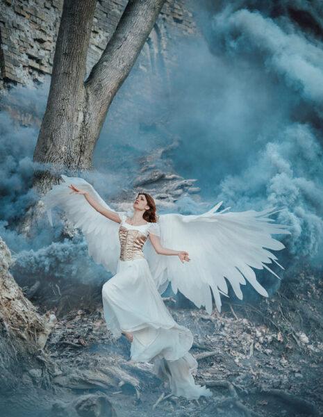 Hình ảnh thiên thần nữ đẹp