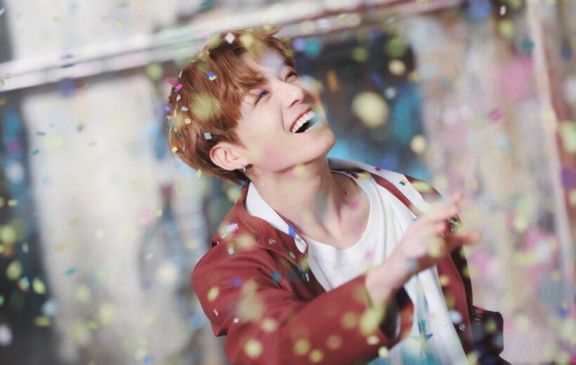 Hình ảnh Jung Kook cười