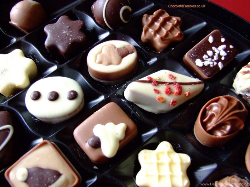 Hình ảnh kẹo Socola và sữa