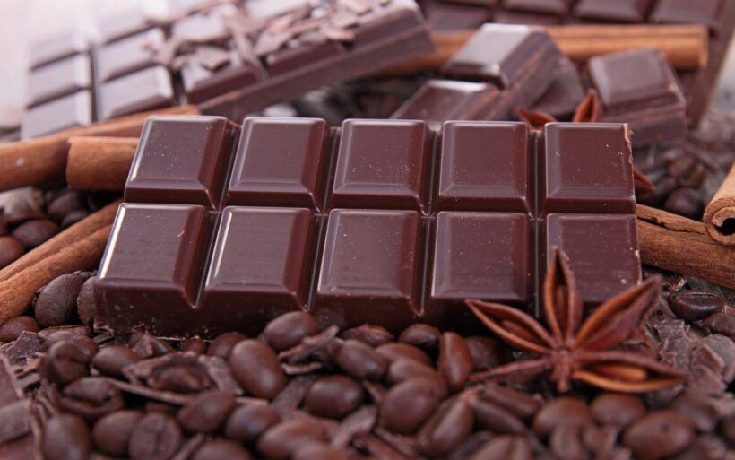 Hình ảnh socola đen đẹp