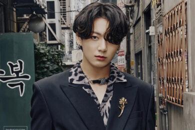 Hình ảnh Jung Kook - Golden Maknae chàng trai đa tài của BTS