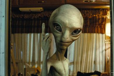 Hình ảnh người ngoài hành tinh – sự sống có tồn tại bên ngoài trái đất