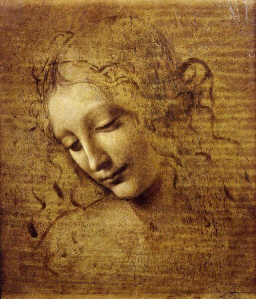 Bức tranh cô gái đẹp nổi tiếng thế giới