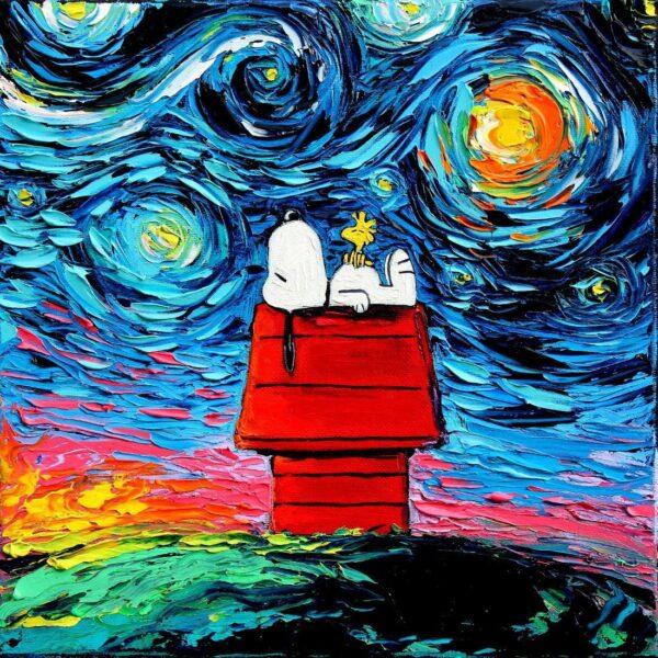 Bức tranh đẹp nổi tiếng thế giới