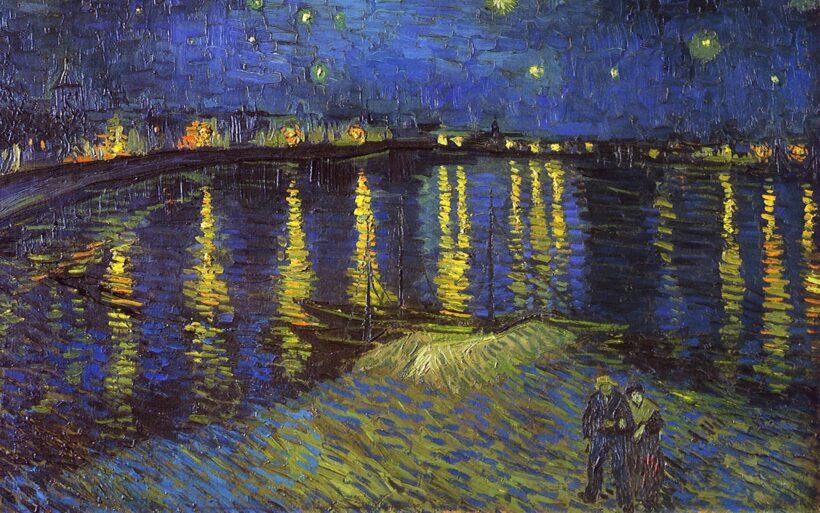 Bức tranh đẹp nổi tiếng thế giới của Van Gogh