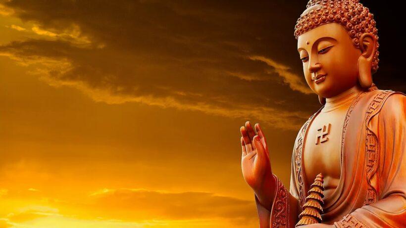 Hình ảnh Phật A Di Đà cực đẹp