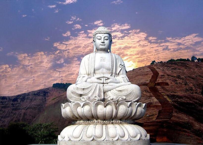 Hình ảnh Phật A Di Đà đẹp