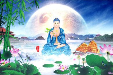 Hình ảnh Phật Dược Sư đẹp, hiền từ nhất