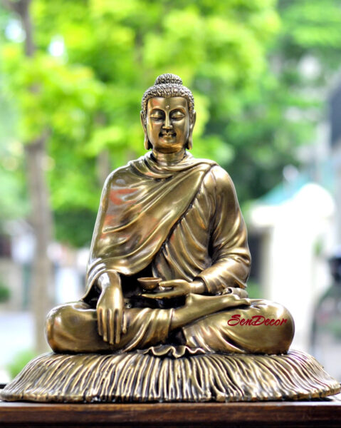 Hình ảnh Phật Thích Ca Mâu Ni đẹp, nét nhất