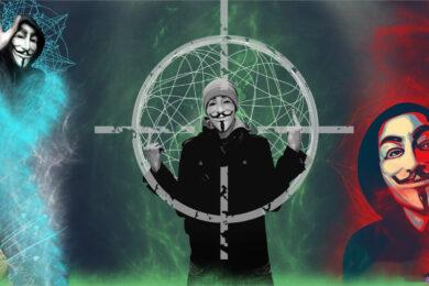 Hình ảnh hacker, Anonymous đẹp, ấn tượng